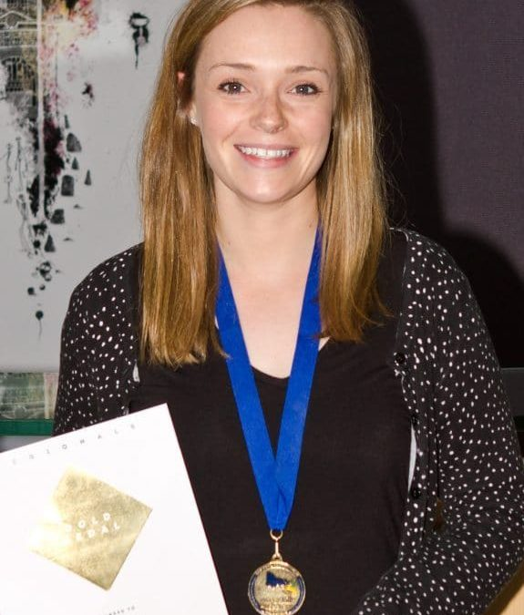 Talented Eleanor Awarded