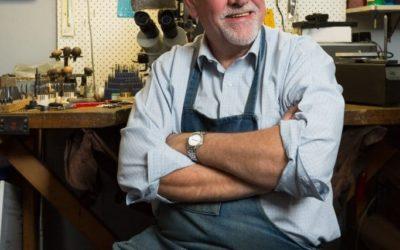 Meet our Staff – Greg John our Master Jeweller