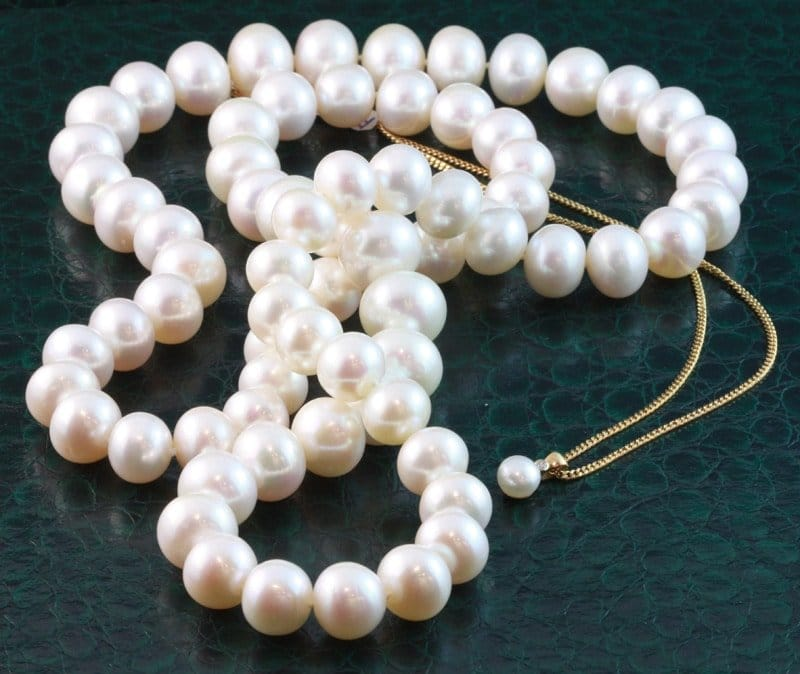 Types of pearls