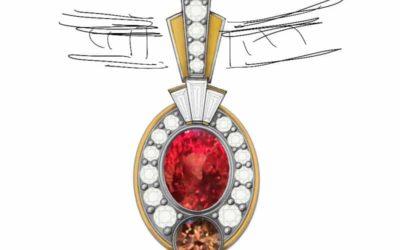 Custom made pendant
