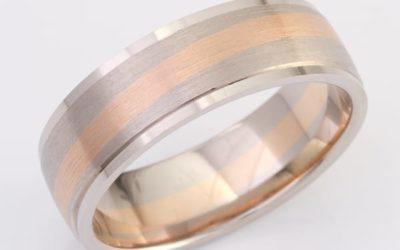 118480 : Men's Wedding Ring
