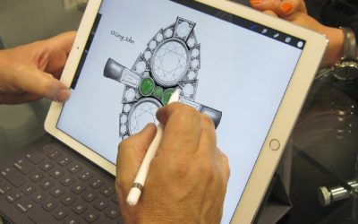 Jewellery design consultations