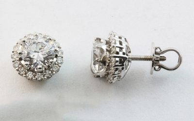 116231 & 118478 : Diamond Solitaire Studs