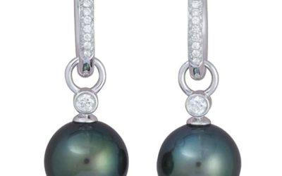 118771 & 118770 : Pearl & Diamond drops