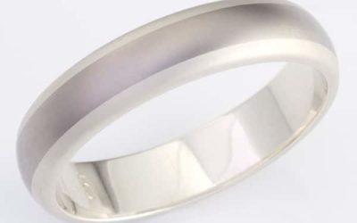 119264 : Men's Wedding Ring