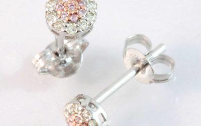 119587 : Diamond Studs