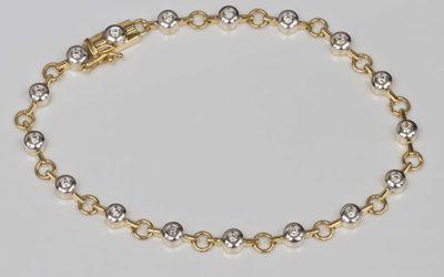 119240 : Diamond Bracelet