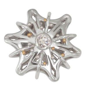 White Gold Pendants / Necklaces