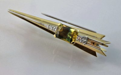 Parti sapphires