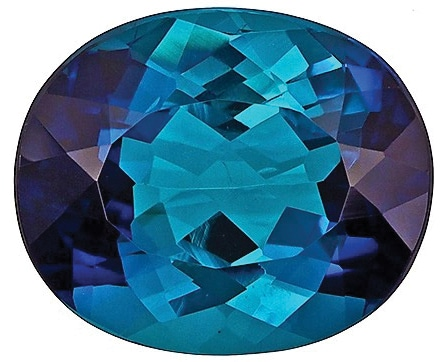Blue Gemstones - Tourmaline